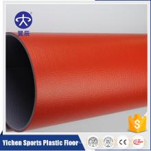 Yichen baixo preço piso de vinil usado Tailândia indoor ténis de mesa piso chão laços