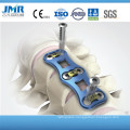 Anterior Cervical Plate Orthopedic Implant Metal Bone Plate, Cervical Vertabra Fixation,
