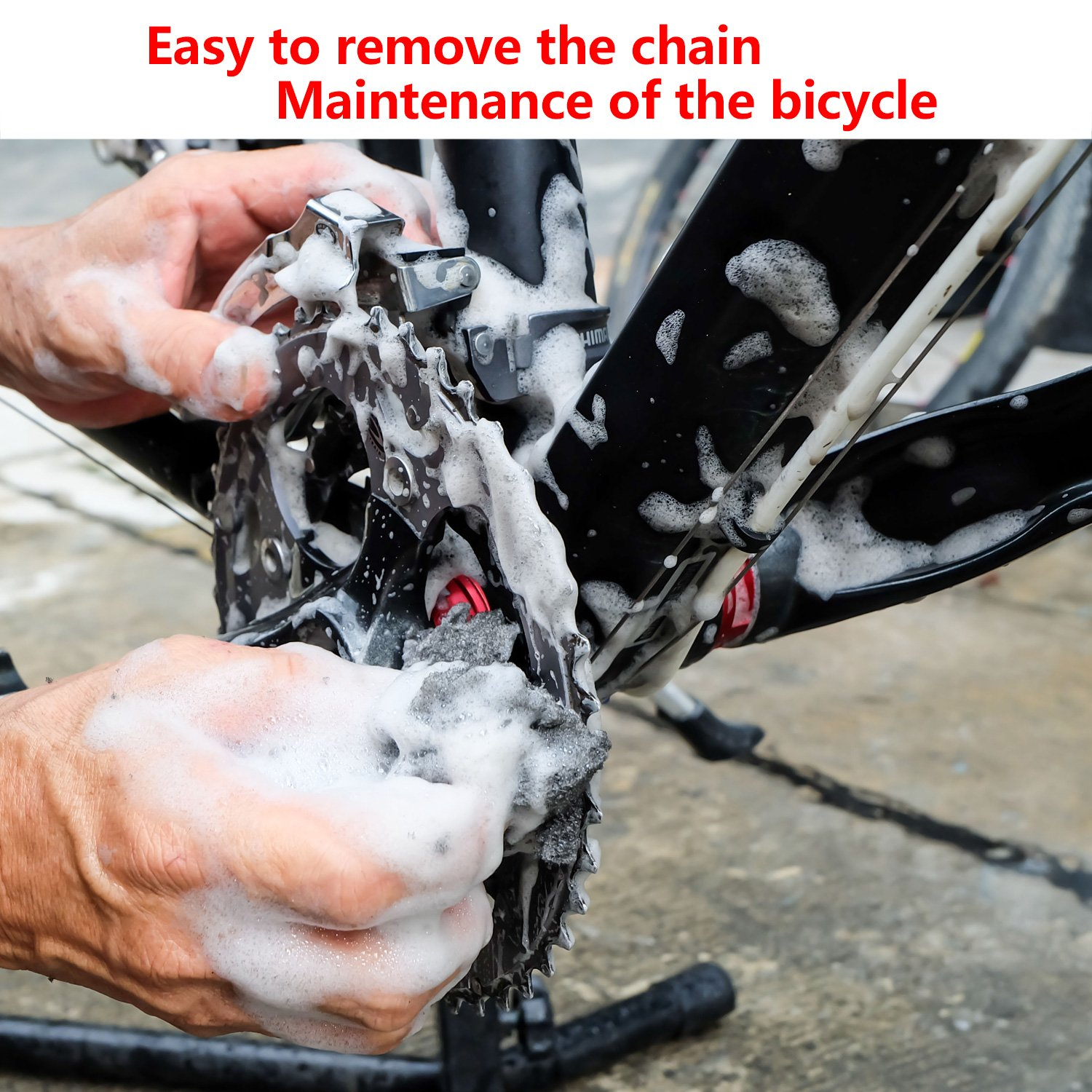 Quick Link Bike Chain Repair Tool