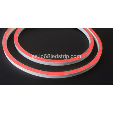 Evenstrip IP68 Dotless 1416 RED Lado lateral de la tira de luz Led