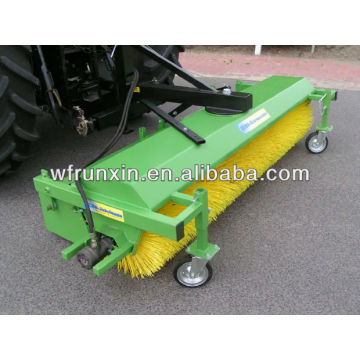 2014 New type of RunShine PTO Road sweeper