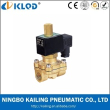 220V AC Brass Normally Open Solenoid Valve for Water