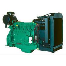 Générateur de puissance d'éléphant de moteur de 250kVA Deutz