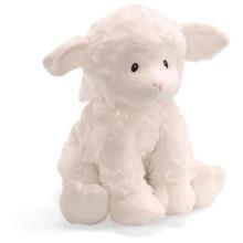 Weiße Farbe Schaf Plüschtier