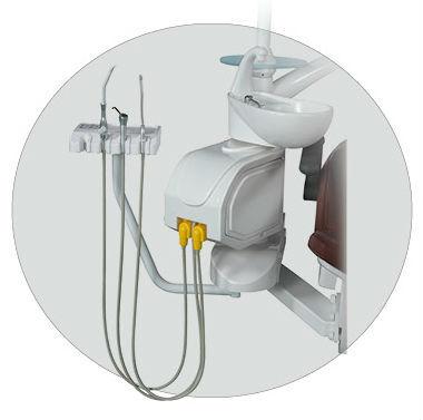 dental chair / LCD screen control dental unit / AY-A4800II(Intelligent) Humane dental equipment