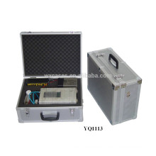 portable aluminum instrument case with custom foam insert from China Foshan