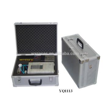 Портативный алюминиевый корпус инструмента с пользовательских пены вставки из Китая Фошань