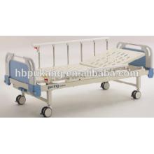 Lit hospitalier semi-ambulant mobile B-21-1