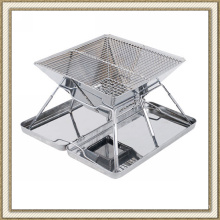 Stainless Steel Charcoal BBQ Grill (CL2C-ANS31B)