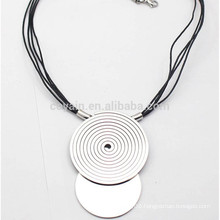 Cheap Promotional Gifts Silver Metal Gourd Pendant
