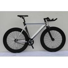 Vélo fixe à pignon fixe en alliage