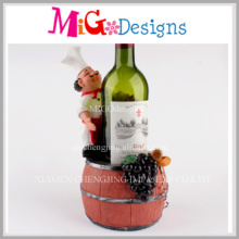 Colour OEM Welcome Decorative Wine Bottle Holder