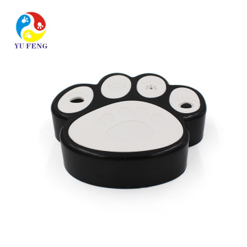 Wholesale products master paws bark deterrent Outdoor Sonic Control For S/M/L Dogs paw design bark control collar Newest Humanely Stop Your Or Your Neighbor's Dog From Barking Anti Dog Bark Device