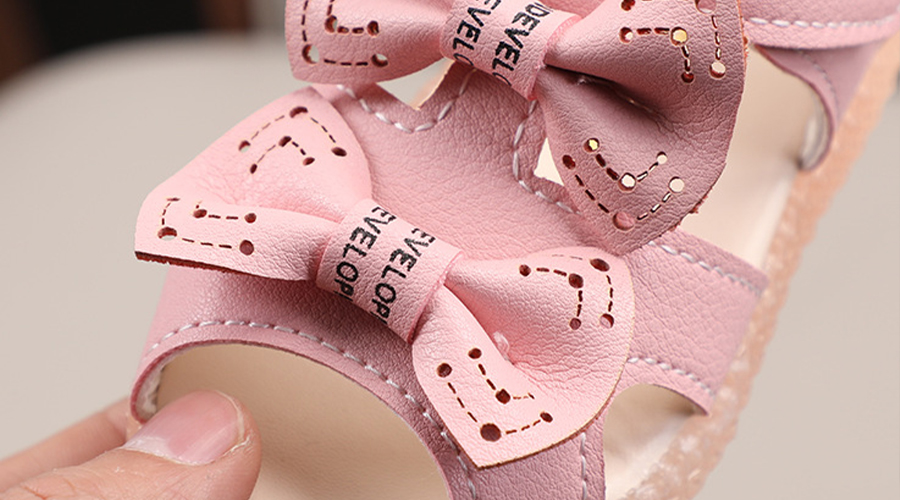 Baby Bowknot Sandals