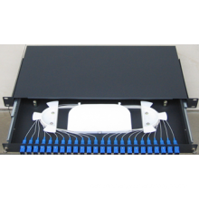 24 Core Sc Adapter Fiber Optic Terminal Box -Drawer Type