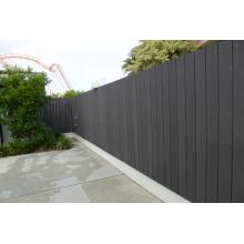 Home Backyard Wall Panels WPC Exterior Use Huasu WPC Cladding