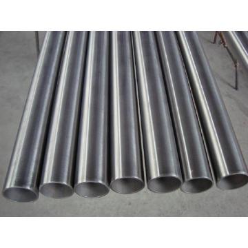 Tube en alliage de nickel et de nickel (ASTM B163 / B165)