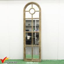 Декоративные резные деревянные стойки зеркал