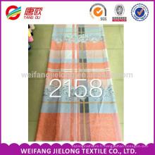 100% polyester tissu de convenance