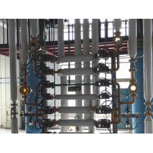 Linha de produção da refinação de óleo 1200t / d