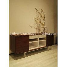 Meuble TV en bois de Style moderne (SM-D42C)