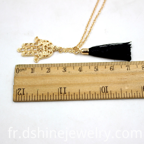 tassel necklace, fatima necklaces for women, costume jewelry necklaces