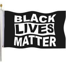Drapeau Black Lives Matter