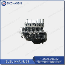 Genuino NKR 4JB1 Service Engine Assy 1000000ABCTJ