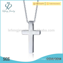 Wholesale lot silver stainless steel allah cross pendants jewelry