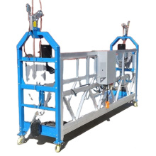 ZLP Series cradle/ gondola/ window cleaning equipment/swing stage/india suspended platform