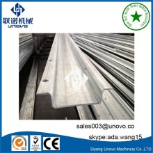 lift reinforcement hat channel roll forming machine