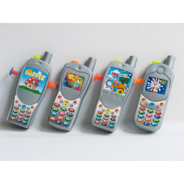 Mobile Phone Shaped Water Gun Pistol Toys
