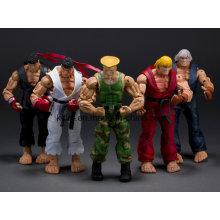 Street Fighter Plastic Action Figure PVC Anime Figure