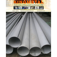 A249 Tp316 Stainless Steel Welded Tube Manufacturer for Heat Exchanger
