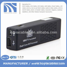 Dual-core MK808 Mini TV Box pour Android 4.1