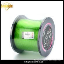 Null Wasser Absorption grün Nylon Angelschnur Großhandel