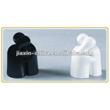 porcelain hugging salt and pepper