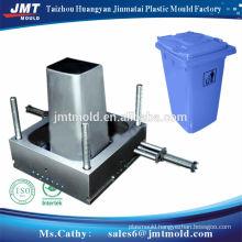 plastic injection dust bin mould