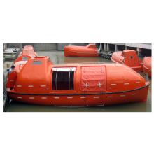 Solas 7.0M Length F.R.P half-enclosed lifeboat