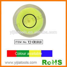 circular vial plastic with ROHS standard YJ-CR1910