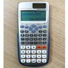 Calculadora Secientifc de 10 + 2 dígitos con 417 funciones (759C)