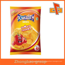Food safe plastic bags for heat sealing packaging