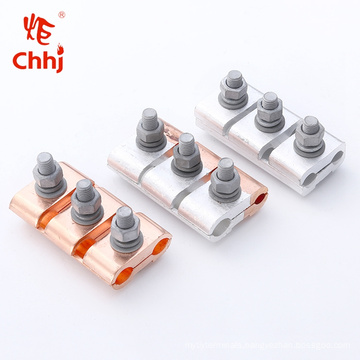 Bimetal Parallel Groove Clamp for cable Conductor