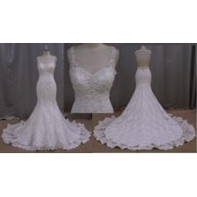 Summer Elegant Style Mermaid Bridal Gown