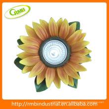 Solar sunflower light