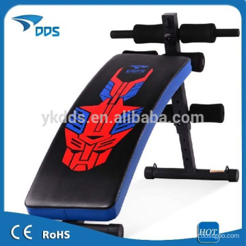 NEW Sit Up Bench Adjustable Incline Decline Slant Board Ab Crunch Crunches Workout