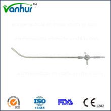 Thoracoscopy Instruments Sliding Suction/Irrigation Tube
