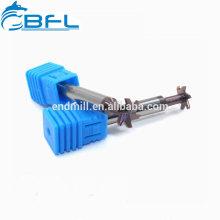 BFL Hartmetall-Nutenfräser für CNC-Drehmaschinen