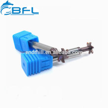 Coupeur de fraisage de T-fente de carbure de BFL pour la machine de tour de commande numérique par ordinateur