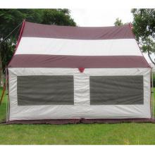 Outdoor Camping Luftdurchlässigkeit Geräumige Wasserdichte 5-6 Personen Camping Zelt
